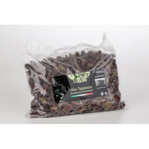 Olives in brine - gr-850