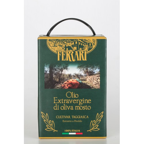 Olio Extravergine di Oliva - Mosto Bag in Box- 2 lt.