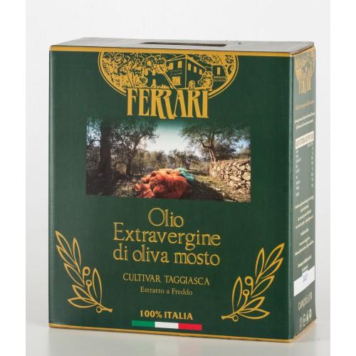 Olio Extravergine di Oliva - Mosto Bag in Box- 5 lt.