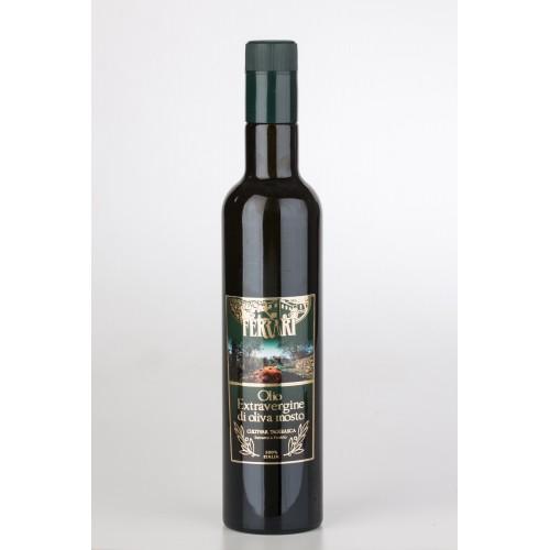Olio Extravergine di Oliva - Mosto Antirabbocco - 0.5 lt.