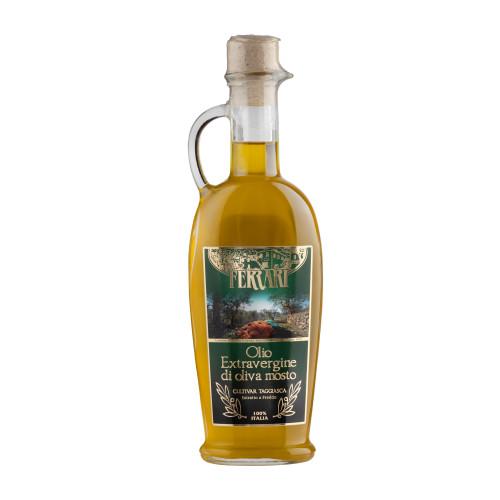 Olio Extravergine di Oliva - Mosto Ampolla - 0.25 lt.