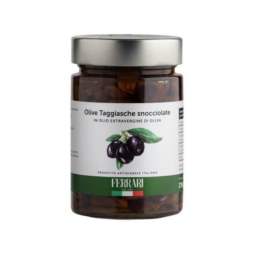 Olives in Extra virgin Olive Oil - gr.270