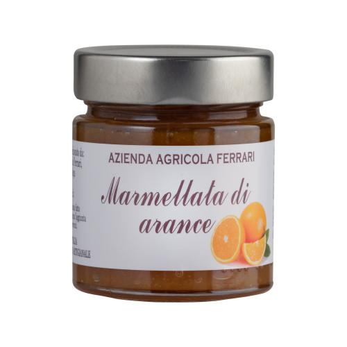 Marmellata di arance g.290