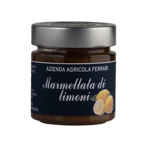 Marmellata di limoni g.290